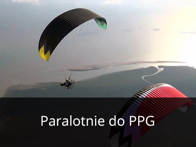 Paralotnie do PPG