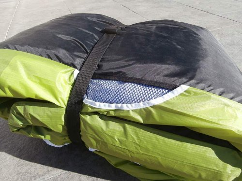 K concertina bag (easy bag)