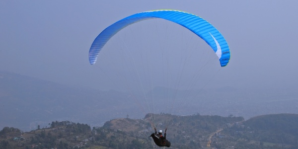 VEGA 5 - już w sprzedaży nowy model EN C z Axis Paragliding!