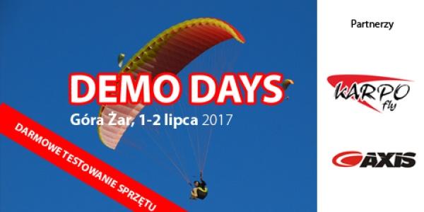DEMO DAYS 1-2 lipiec !